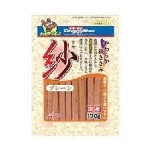 ドギーマン 沙(さや)プレーン 170g×20|momo-tail