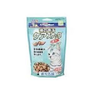 ドギーマン キャティーマン 猫の毛玉ケアスナック マグロ味お徳用 130g×12|momo-tail