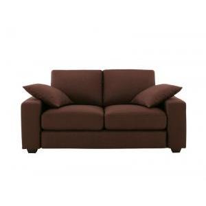 カバーリングソファ 20色から選べる LeJOY リジョイシリーズ ワイドタイプ 2人掛け momoda
