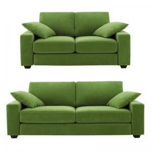 カバーリングソファ 20色から選べる LeJOY リジョイシリーズ ワイドタイプ  Cセット 2人掛け+3人掛け momoda