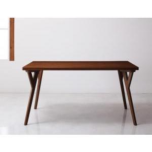 北欧モダンデザインダイニング VILLON ヴィヨン テーブル(W140)|momoda