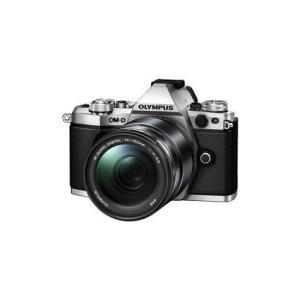 デジタル一眼カメラ OM-D E-M5 Mark II 14-150mm II レンズキット (シル...