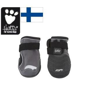 正規輸入品 北欧 フィンランド Hurtta社製(フルッタ) アウトバックブーツ(左用×1、右用×1)|momoda