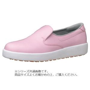 ニューハイグリップ作業靴 H-700N ピンク 24cm 008664-041|momoda
