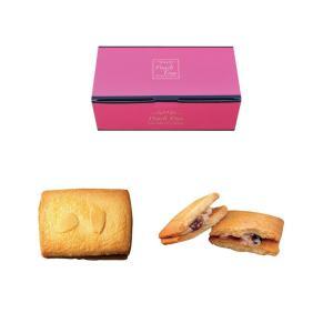 クッキー詰め合わせ ピーチツリー ピンクボックスシリーズ レーズンサンド 3箱セット 代引き不可|momoda