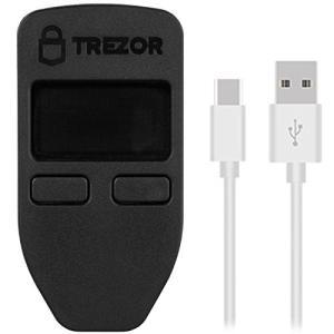 「商品情報」TREZOR(トレザー) ビットコイン ウォレット ハードウェア ウォレット 暗号通貨 ...