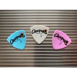 CHEEPERS チーパーズ ピック3点セット CHEEPERS×CreateurLaboコラボバージョン ロック ギターピック|momonozakkaten