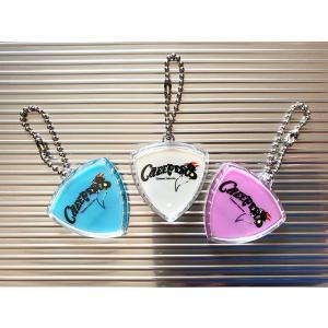 CHEEPERS チーパーズ ハメパチ3点セット CHEEPERS×CreateurLaboコラボバージョン ロック ギターピック キーホルダー|momonozakkaten