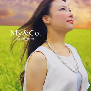 My&Co. マイコ CD 『flower road』R&B ポップス シンガーソングライター クラウン 雲の上へ を含む 3曲入りミニアルバム|momonozakkaten