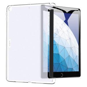ESR iPad Air 2019 ケース iPad Air3 10.5インチ PCバックカバー ク...