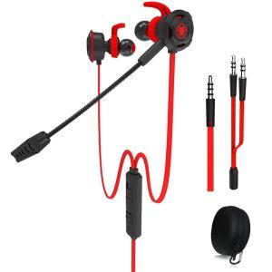 【 低音と軽量化を重視する 】ゲーミング イヤホンG30は、リアルな立体音声と超強い低音効果を再現し...