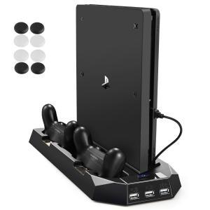 適合:PlayStation4のうち16年9月に発売のスリム型PS4(CUH-2000)PlaySt...
