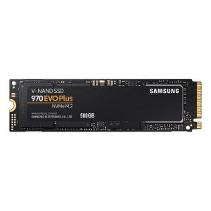 Samsung SSD 500GB 970 EVO Plus M.2 Type2280 PCIe3....