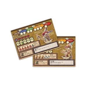 ボードゲーム GIANTHOBBYオリジナルボードゲーム「DORASURE」に追加キャラクターが登場...
