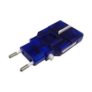 カシムラ 定格:6A/250V本体サイズ:45Wx97Hx19Dmm本体重量:48g 18.0cm7...