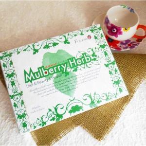 4個セット FuturesMulberryHerbEXTRACT くわの葉茶240g (4g×60袋)  momotaroucrub