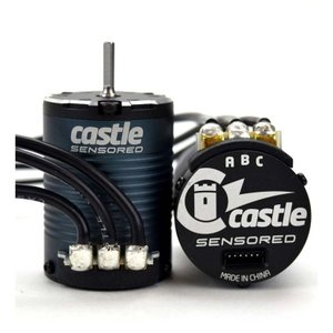 Castle Creations 4-Pole Sensored BL モーター 1406-2850Kv - ax004|mon-parts-ya