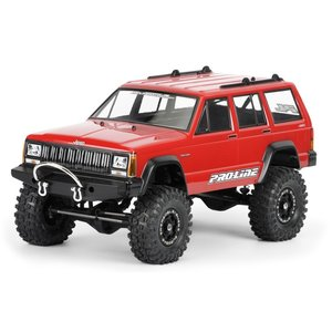 Pro-Line 1992 Jeep? Cherokee クリア ボディ for 1:10 Scale Crawlers - PRO3321/00|mon-parts-ya