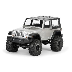 Pro-Line 2009 Jeep? Wrangler クリア ボディ for 1:10 Scale Crawlers - PRO3322/00|mon-parts-ya
