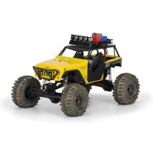 Pro-Line Jeep? Wrangler Rubicon Customized クリア ボディ for Wraith - PRO3380/00|mon-parts-ya