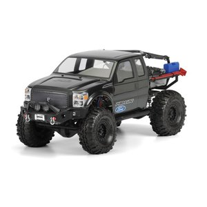 Pro-Line Ford? F-250 Super Duty Cab for Axial SCX10 Trail Honcho 12.3