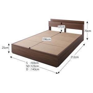 ベッド シングルベッド シングルサイズ 収納付きベッド マットレスつき セット マットレス付き 北欧 おしゃれ|mon-tana|05
