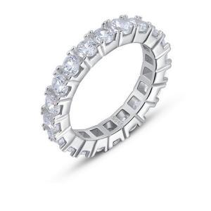フルエタニティリング エタニティリング レディース リング 指輪 キュービックジルコニア プレゼント ギフト|monacofashion
