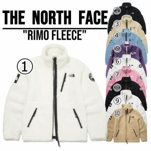 ノースフェイス フリース THE NORTH FACE RIMO リモ フリースジャケット モコモコ ボアの画像