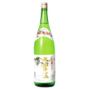大雪渓 特別純米酒 1.8L