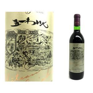 五一ワイン シャトーゴイチ赤 720ml|monchan