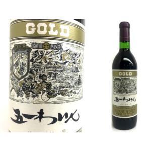 五一ワイン ゴールド赤 720ml|monchan