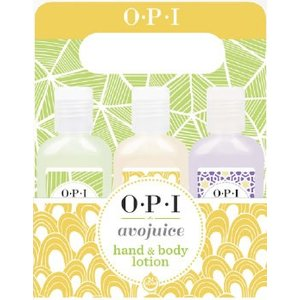 OPI(オーピーアイ) アボジュース ハンド&ボディローション 30mL 6パック|moncheri-nail