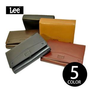 財布 メンズ 二つ折り ブランド/Lee リー レザー/ウォレット 0520317|moncrest