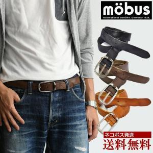 mobus モーブス ベルト ブランド メンズ レディース 本革 カジュアル ジーンズ おしゃれ 30mm|moncrest