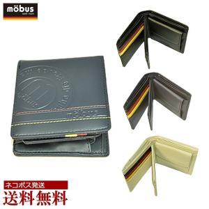 財布 メンズ 短財布 ブランド mobus モーブス MOS-228/|moncrest