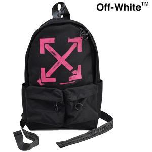 31673d0bd8f1 OFF-WHITE オフホワイト ARROWS BACKPACK バックパック リュックサック/ブラック/ OMNB003R19C360241028