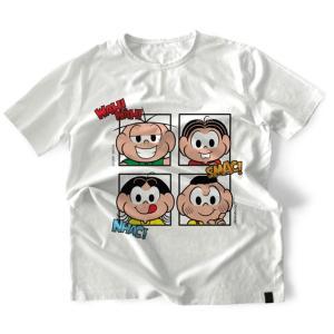 Tシャツ ブラジルアニメ モニカ & フレンズ メンズ TURMA DA MONICA 公式|monicastore