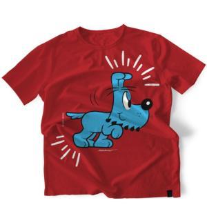 Tシャツ ブラジルアニメ ビドゥ メンズ Bidu T-Shirts Men's Brazil 公式|monicastore