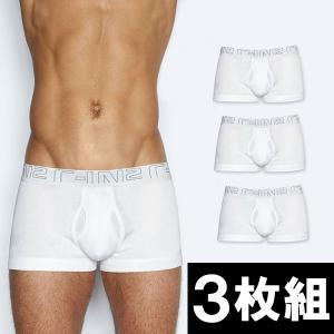 C-IN2 シーインツー お得な3枚組みセット ボクサーパンツ 3PK TRUNK ローライズボクサーパンツ メンズ CIN2 シーインツー 男性下着 メンズ 下着