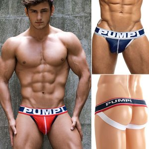 PUMP パンプ ジョックストラップ JOCK STRAP PUMP! Underwear 男性下着 メンズ 下着 フィットネス 筋トレ|monkey