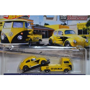 HOT WHEELS ミニカー Team Transport VOLKSWAGEN CLASSIC ...