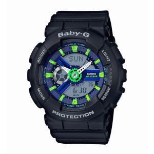 Baby-G ベビージー ベビーG CASIO カシオ レディース 腕時計 Punching Pattern Series パンチング・パターン・シリーズ BA-110PP-1AJF mono-b