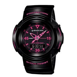 g-shock mini ジーショックミニ CASIO カシオ レディース 腕時計 G-SHOCK MINI GMN-500-1B2JR|mono-b