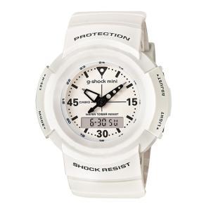 g-shock mini Gショック ミニ ジーショック ミニ CASIO カシオ レディース 腕時計 GMN-500-7BJR [10気圧防水/ワールドタイム/アナログ]|mono-b