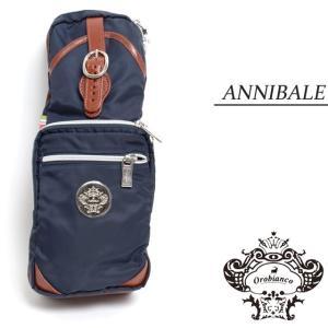 Orobianco オロビアンコ バッグ ANNIBALE-D アンニバル ブルー/ブルチアート ネイビー/イタリア製/ビジネス/ボディバッグ/ショルダーバッグ/ワンショルダー mono-b
