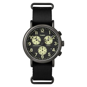 TIMEX タイメックス  メンズ 腕時計 Weekender Chrono ウィークエンダー クロノ TW2P71500 mono-b