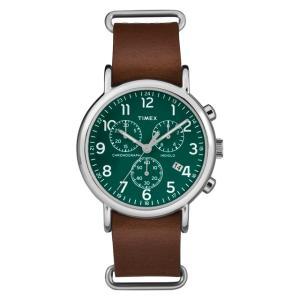 TIMEX タイメックス  メンズ 腕時計 Weekender Chrono ウィークエンダー クロノ TW2P97400 mono-b