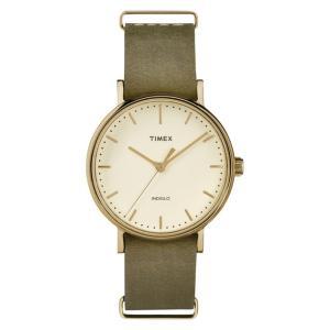 TIMEX タイメックス  レディース 腕時計 Weekender Fairfield ウィークエンダー フェアフィールド TW2P98500 mono-b