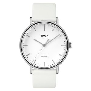 TIMEX タイメックス  レディース 腕時計 Weekender Fairfield ウィークエンダー フェアフィールド シルバーホワイト TW2R26100 mono-b