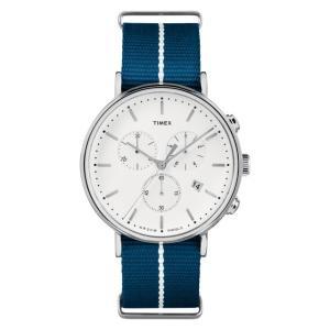 TIMEX タイメックス  メンズ 腕時計 Weekender Fairfield Chronograph ウィークエンダー フェアフィールド TW2R27000 mono-b